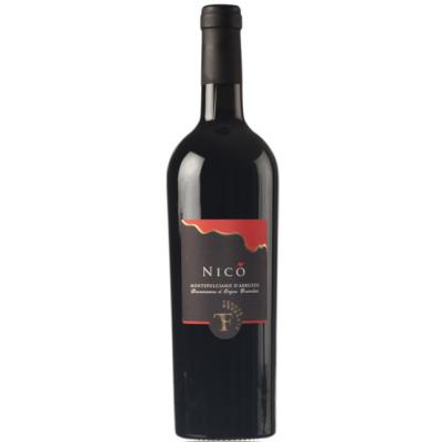 Nicó, Montepulciano d'Abruzzo DOC, Tenuta Ferrante, Abruzzo